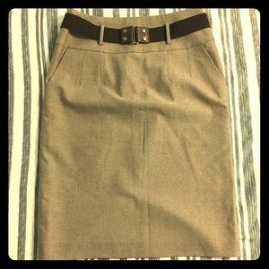 Antonio Melani high waisted pencil skirt w/ belt